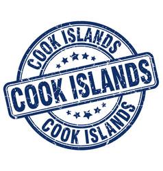 Cook islands vector