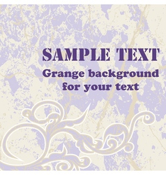 Grange background vector image vector image