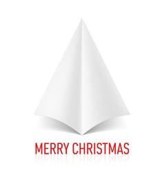 Merry christmas corner paper 05 vector