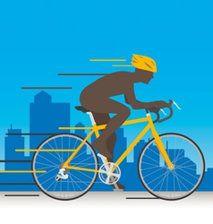 Bicycle speed vector