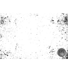 Grunge Dust Speckled Sketch Effect Texture vector image vector image