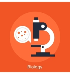 Biology vector