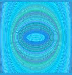 Abstract psychedelic ellipse background - design vector