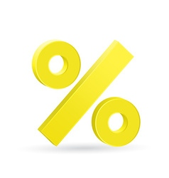 Percent sign neutral rate vector