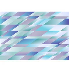 Rhombus blue background vector image vector image