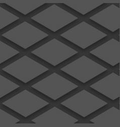Dark gray empty squares cards mockup vector