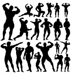 Gym fitness vector