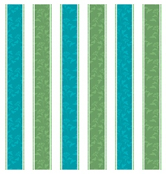 Green blue line pattern background vector