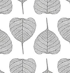 Pipalleaf pattern vector