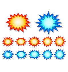 Starburst vector