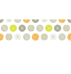 abstract gray and green polka dot backgr vector image