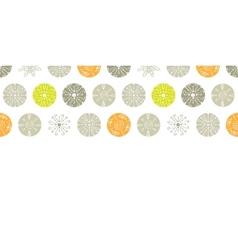 abstract gray and green polka dot backgr vector image