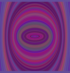 Psychedelic abstract ellipse background - design vector