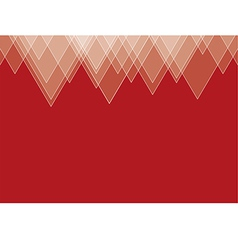 Triangle background 02 vector image vector image