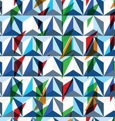 Contemporary tech stylish construction abstract vector