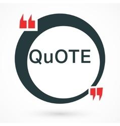 Quote61 vector