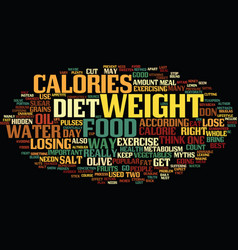 Let s expose some popular diet myths text vector