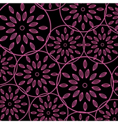 Geometric pattern for design vector image
