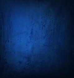 Blue grunge texture vector