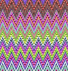 Psychedelic patterned background vector