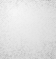 Abstract backgroun with raster dots vector image