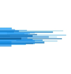 Blue Straight Lines Abstract on Light Background vector image vector image
