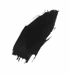Grunge brush stroke vector