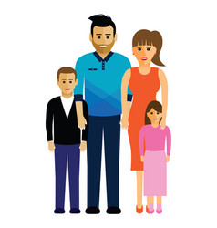 Family group vector
