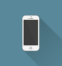 Phone icon minimal style vector image vector image