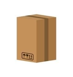 Package icon delivery and shipping design vector