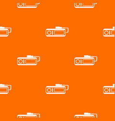 Radio taxi pattern seamless vector