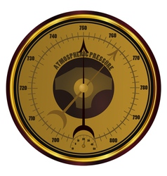 Barometer eps10 vector image vector image