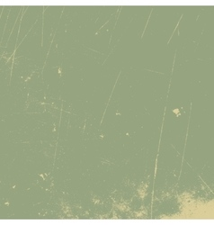 Distressed green texture vector