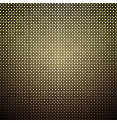 Black yellow halftone background vector