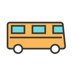 Bus suitable for any topics vector
