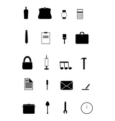 Icons 1 vector