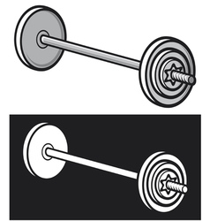 Weight vector image vector image