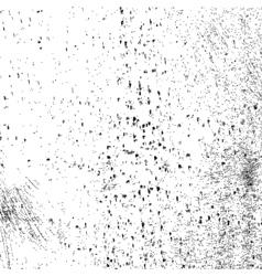 Texture Scratch Dust vector image vector image