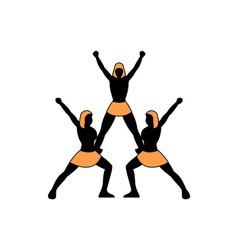 Cheerleading-team-380x400 vector