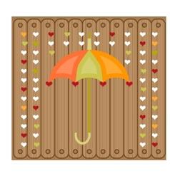 Picture of umbrella vector