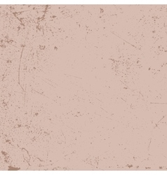 Distressed brown texture vector