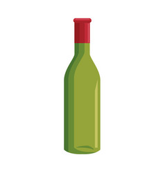 Drink bottle beverage vector