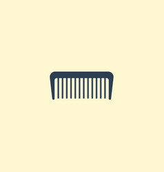 flat icon scallop element of vector image