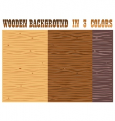 wood vector image vector image