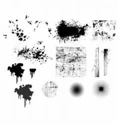 Design textures vector