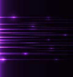 purple-speed-laser vector image