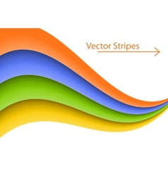 Stripes Background vector image