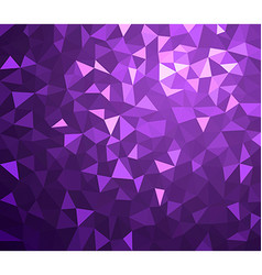 Purple geometric texture abstract background vector