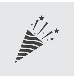 Slapstick icon vector image