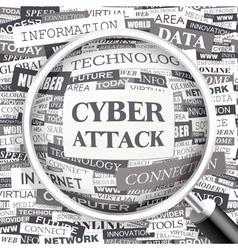 Cyber attack vector